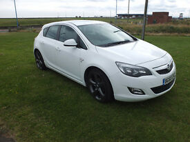 60 Reg Astra SRI Turbo Immaculate condition