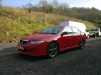 Honda Accord Type-S RED 2.4 Vtec Petrol K24, Fast Car Civic Type-R