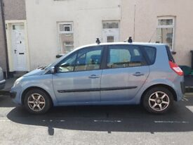 renault scenic 2006 1.5 dci for sale