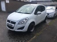 2013 Suzuki Splash 1.2 SZ4 18k miles, repaired not fiesta Yaris 207 208 jazz corsa swift Clio polo