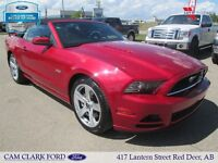 2013 Ford Mustang GT 5.0L V8 Rear Wheel Drive 6spd Automatic