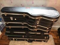 Electric Guitar Cases - Fender Stratocaster / Telecaster - Excellent Condition