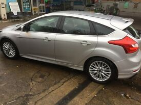 Ford Focus Zetec S Automatic 1.6 Petrol, Ford Power Start