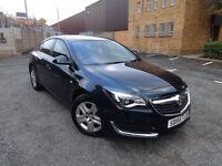Vauxhall Insignia Design Nav CDTi 5dr Auto Diesel 0% FINANCE AVAILABLE