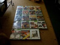 xbox 360 games variouse titles 5�� Each