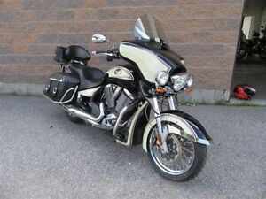 2012 Victory Motorcycles Cross Roads Classic Limited Edition