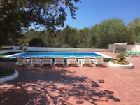 Ibiza - Four bedroom family villa with private garden and pool