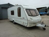 Ace Jubilee Herald Touring Caravan & Free Starter Pack