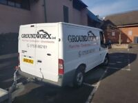 Ford transit swb low roof 122 miles 2 owners 60 plate