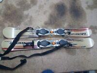 Salomon SB9 snow blades