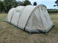 Nomad Bantu 4 Air High Spec Family Tent