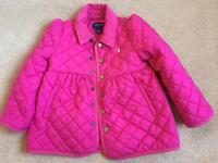 Raulph Lauren Girls Jacket coat 5years
