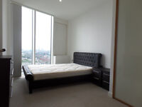 2 bedroom 2 bathroom apartment in the Stratford Halo close walk to Stratford Station and Westfield