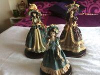 lady figurines