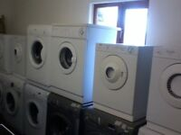 A&S For sale washing machine from £80 Tumble dryers from £65 all in good working order and g.teed