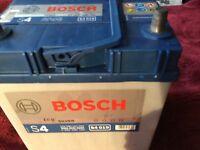 Car Battery : Bosch : S4 - Silver Edition