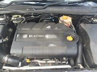 Vectra c 1.9cdti engine and 6 speed gearbox