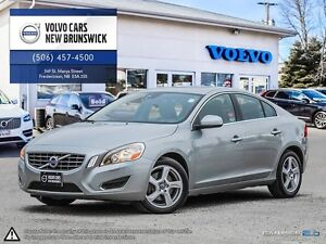 2013 Volvo S60 T5 PREMIER! HEATED LEATHER! SUNROOF!