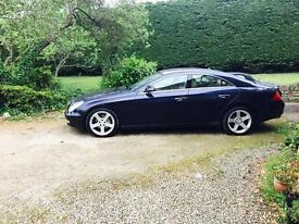 Mercedes CLS 320 CDI Big Spec , Low Miles