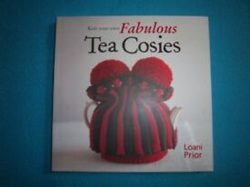Knit Your Own Tea Cosies Book IP1