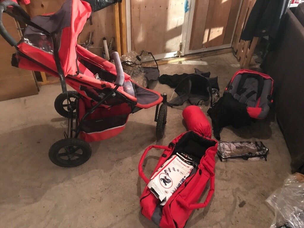 Phil and Teds buggy / stroller / pram