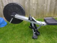 Roger Black Air Rowing Machine
