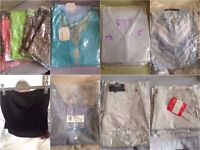 BARGAIN!!! Brand new women clothing with tags - job lot 58 pieces