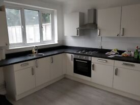 THREE BEDROOM HOUSE TO LET IN CARWRIGHT ROAD, DAGENHAM. RM9