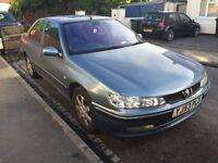 Peugeot 2004 2.0 DIESEL FULL MOT MINT CONDITION