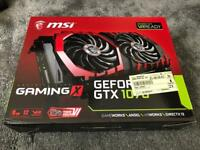 MSI GTX 1070 Gaming X 8G (Graphics video card)
