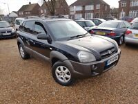 Hyundai Tucson 2.0 CRTD CDX Station Wagon 5dr , 1 OWNER, FSH, FULL LEATHER INTERIOR, LONG MOT