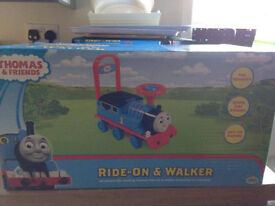 Thomas and friends ride-on walker