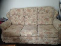 G Plan three seatter and two seatter settees for sale,...