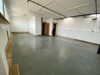 800sqft Creative Warehouse Space- With Showerroom+Kitchen-Tottenham/Seven Sisters