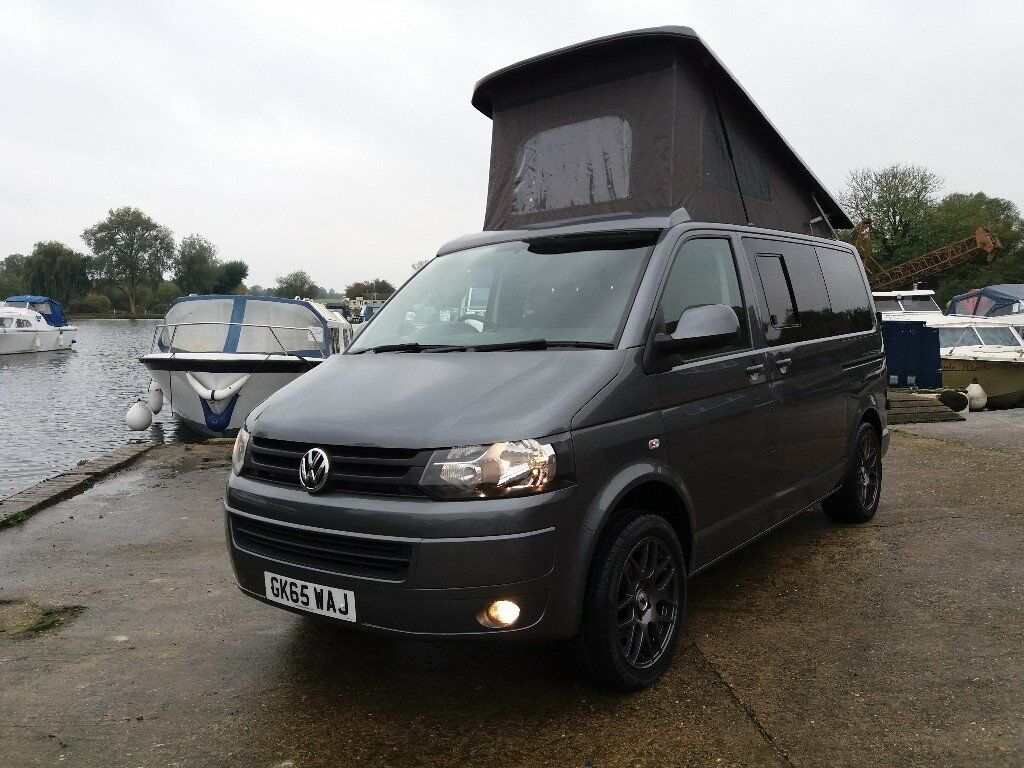 2015 VOLKSWAGEN TRANSPORTER T5 SWB CAMPER VAN CONVERSION WITH RIB BEDand Aircon