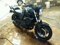 Honda CBF 600n black