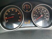 Vauxhall astra (black 1.4 petrol 2007)