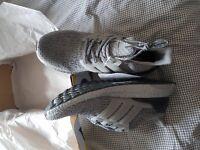 Adidas Ultra Boost Silver 3.0 'Super Bowl LTD' UK 10.5