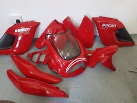 Ducati ST4 Breaking Most Parts Available