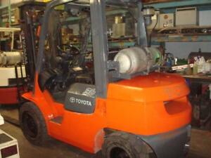 Toyota 6000lb Outdoor Lift Truck