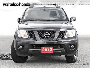 2012 Nissan Frontier PRO-4X 4X4, Heated Leather and More! Kitchener / Waterloo Kitchener Area image 2