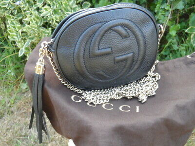 Gucci Soho Mini Chain Bag