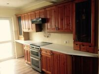 Complete kitchen units cupboards