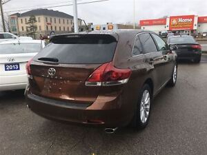 2013 Toyota Venza WITH LEATHER & MOONROOF Oakville / Halton Region Toronto (GTA) image 6