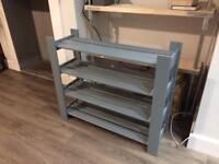 4 tier shoe rack storage
