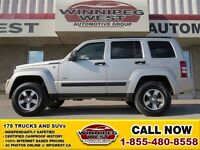 2008 Jeep Liberty Lifted Silver Sport North Edition, 4X4, Loaded