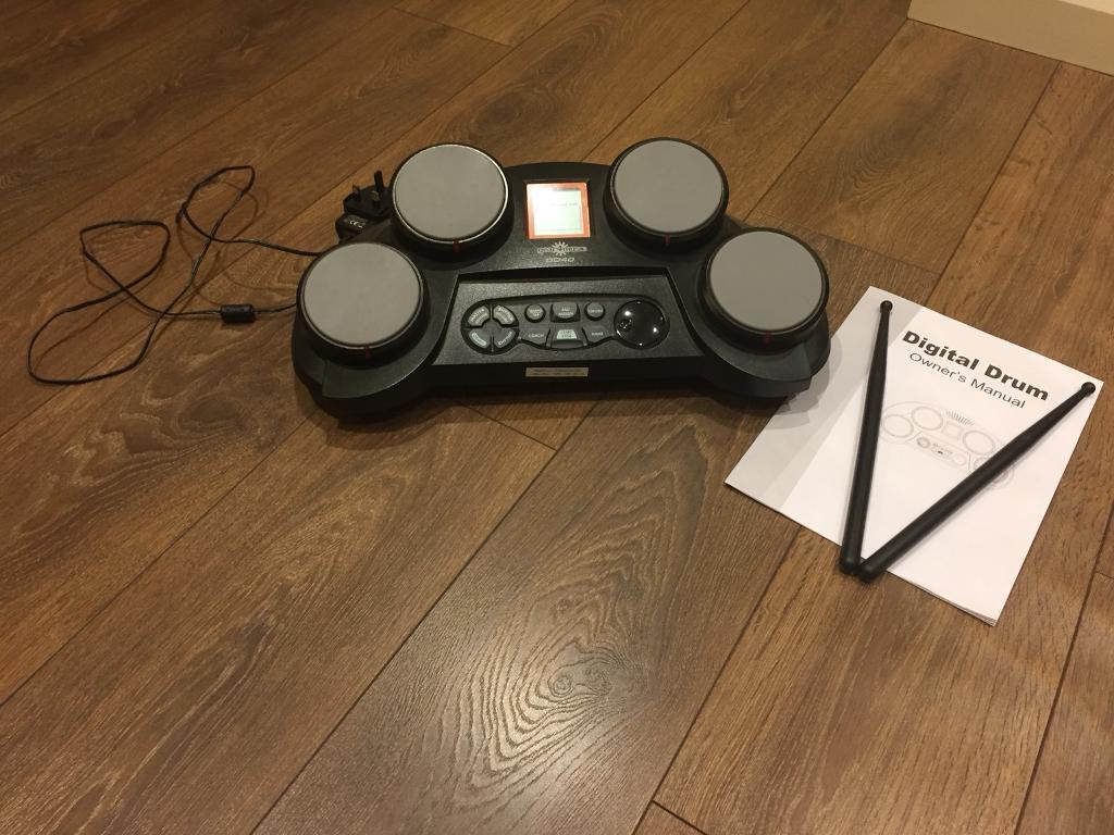 Gear4 music DD40 electric drum pad