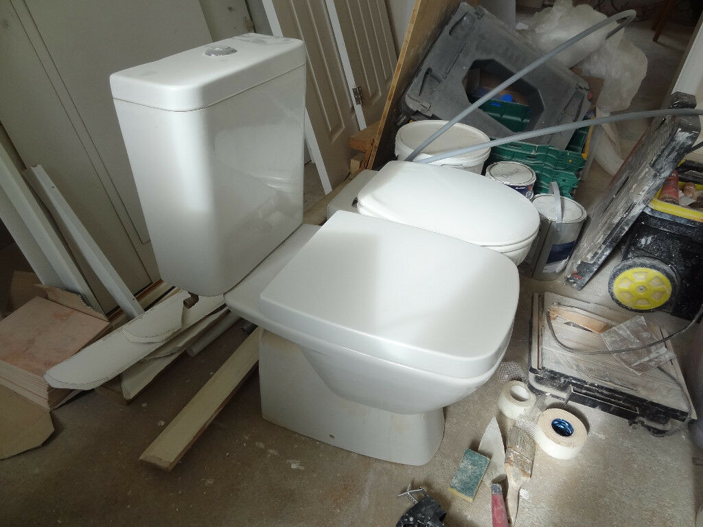 Wickes Vercelli Toilet to Go Product Code: 101123 RRP £ 99.99