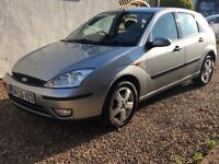 2005 FORD FOCUS 1.6 + 12 MONTHS MOT + FULL SERVICE HISTORY + EXCELLENT DRIVE
