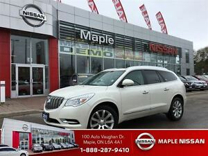 2015 Buick Enclave Premium AWD!DVD, Navi, Leather, 7 Seats ,LUXU